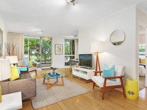 1a/8 Bligh Place, Randwick a 2 bed apt w/ parking sold for $850,000 in Aug 2016