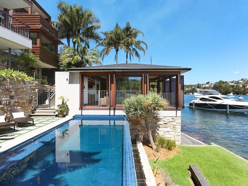 32 Julian St, Mosman waterfront home